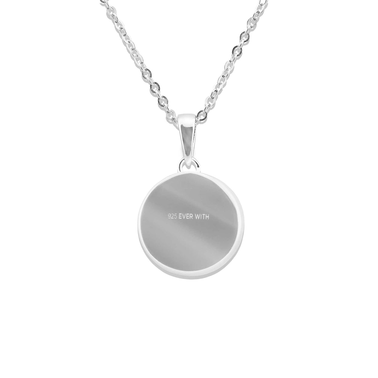 Load image into Gallery viewer, EverWith™ Ladies Classic Round Memorial Ashes Pendant