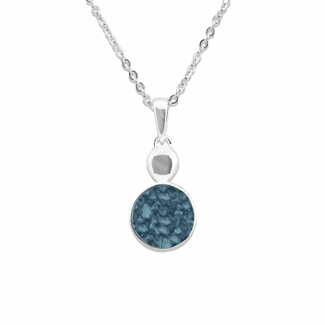 Load image into Gallery viewer, EverWith Ladies Delicate Drop Memorial Ashes Pendant