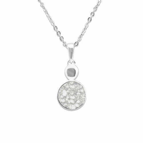 EverWith™ Ladies Delicate Drop Memorial Ashes Pendant