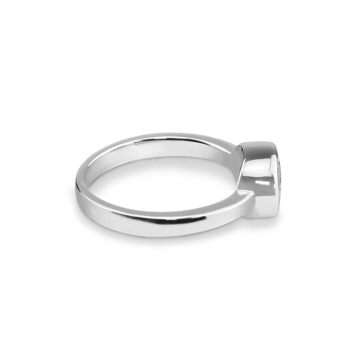 Load image into Gallery viewer, EverWith™ Ladies Oval Memorial Ashes Ring