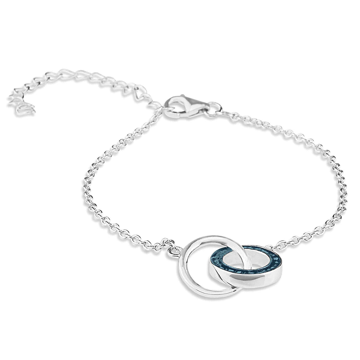 Load image into Gallery viewer, EverWith™ Ladies Unison Memorial Ashes Bracelet