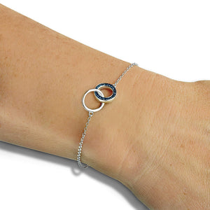 EverWith™ Ladies Unison Memorial Ashes Bracelet