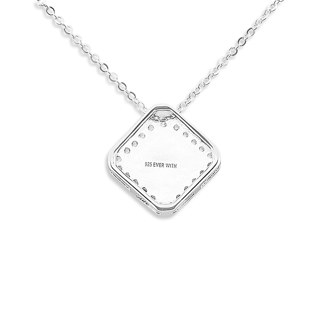 Load image into Gallery viewer, EverWith Ladies Bless Memorial Ashes Pendant with Fine Crystals