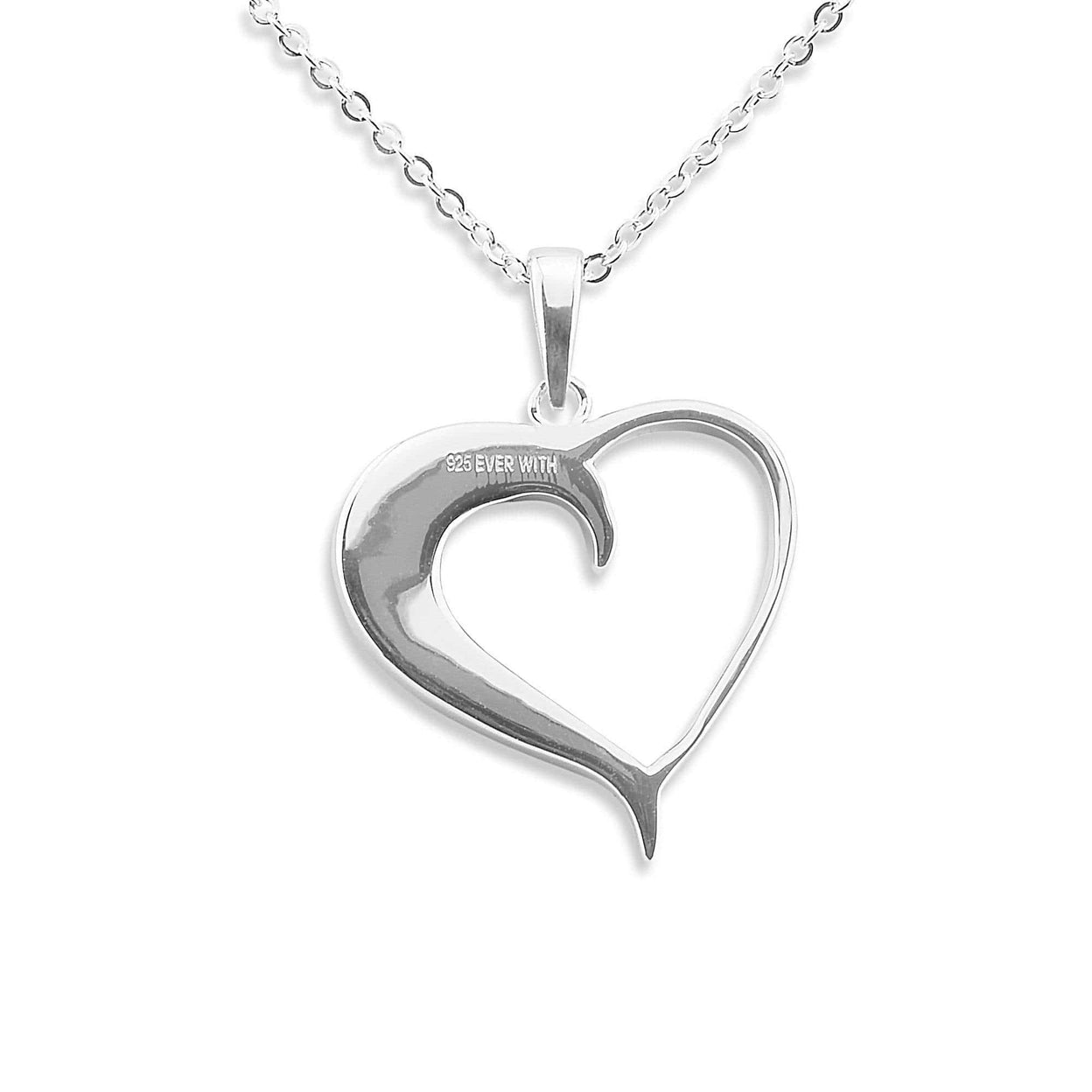 Load image into Gallery viewer, EverWith™ Ladies Embrace Memorial Ashes Pendant