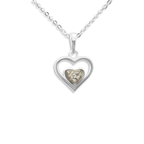 EverWith Ladies Comfort Memorial Ashes Pendant