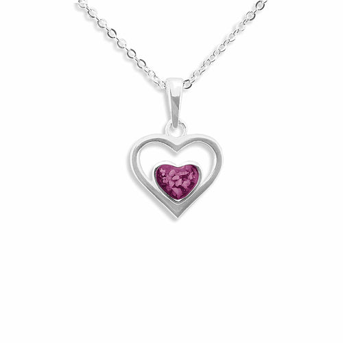EverWith™ Ladies Comfort Memorial Ashes Pendant