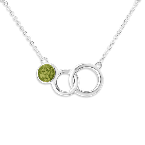 EverWith Ladies Praise Memorial Ashes Necklace