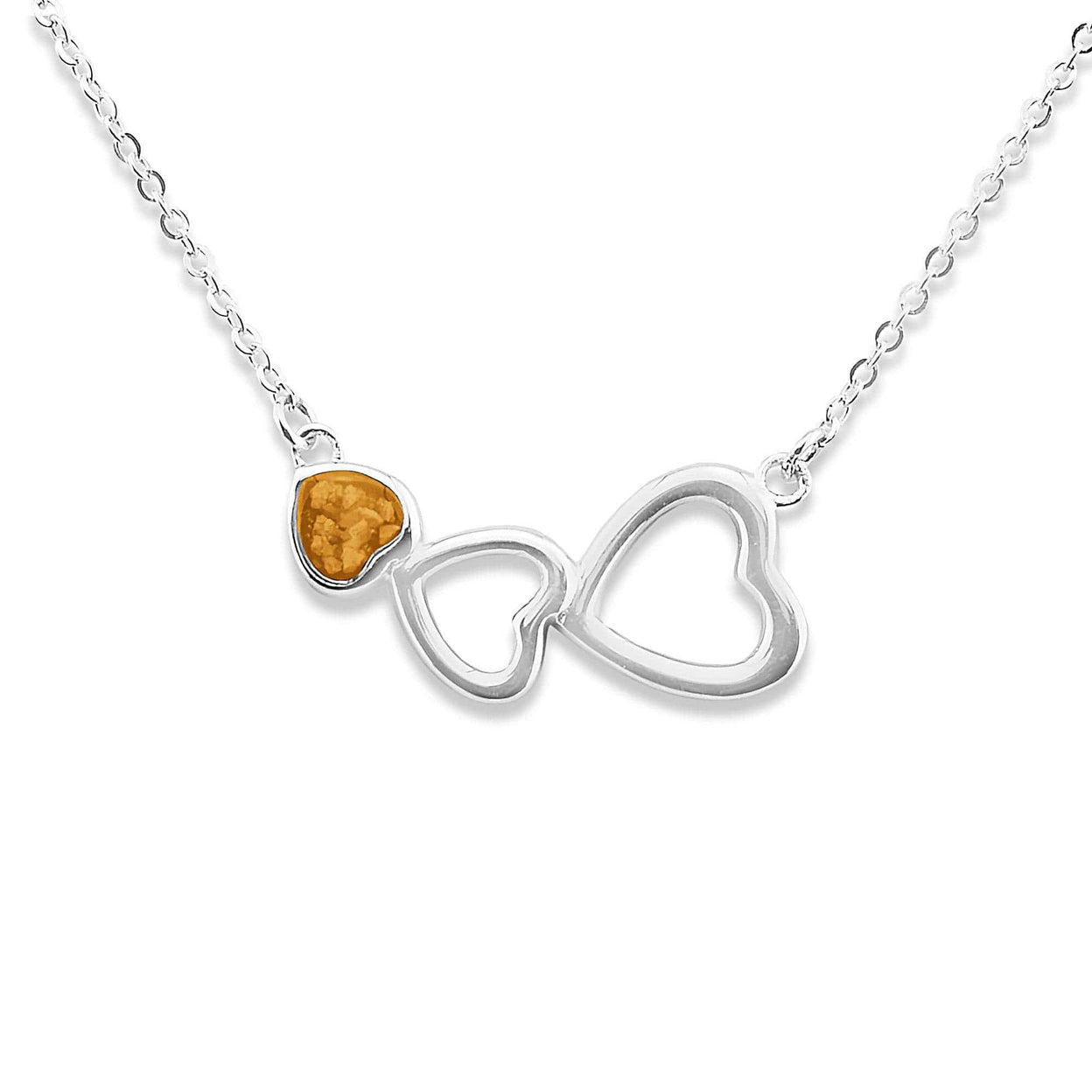 Load image into Gallery viewer, EverWith™ Ladies Adore Memorial Ashes Necklace