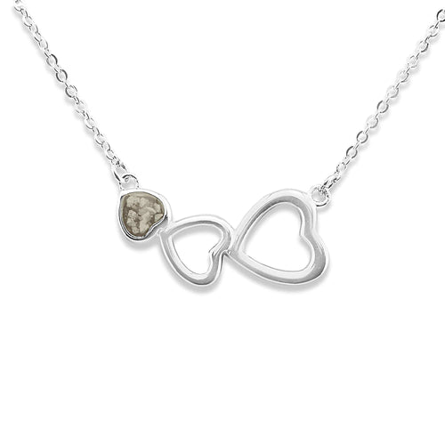 EverWith™ Ladies Adore Memorial Ashes Necklace