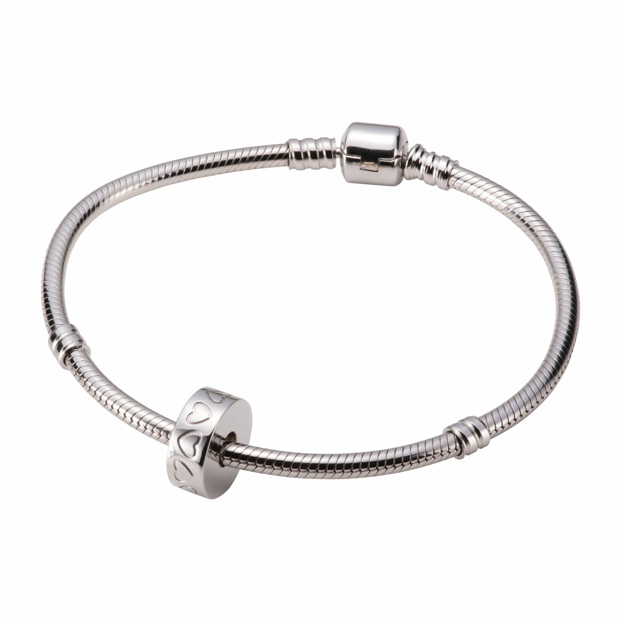 "Load image into Gallery viewer, EverWith™ 7.5"" Charm Bead Bracelet"