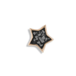 EverWith Large Star Memorial Ashes Element for Glass Locket