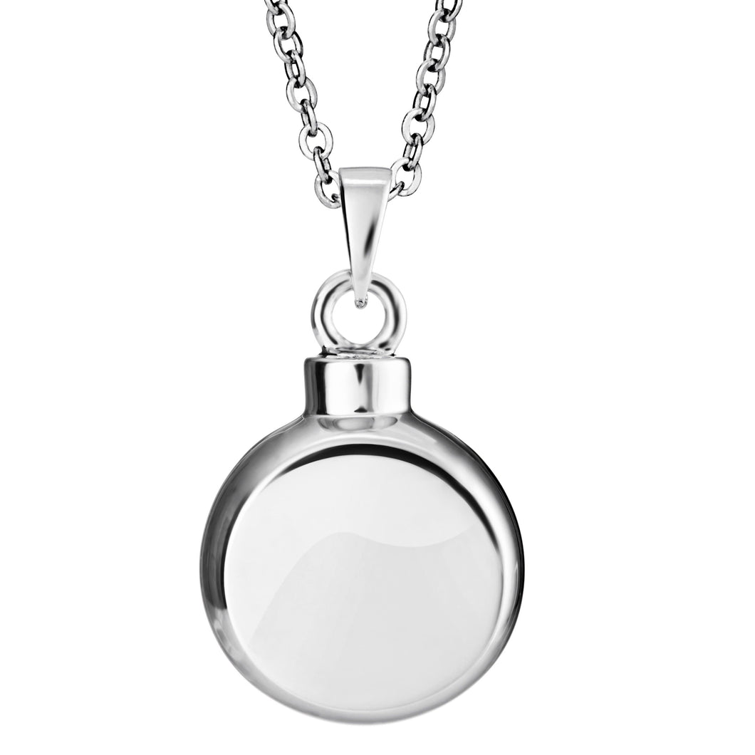 EverWith™ Self-fill Classic Memorial Ashes Pendant