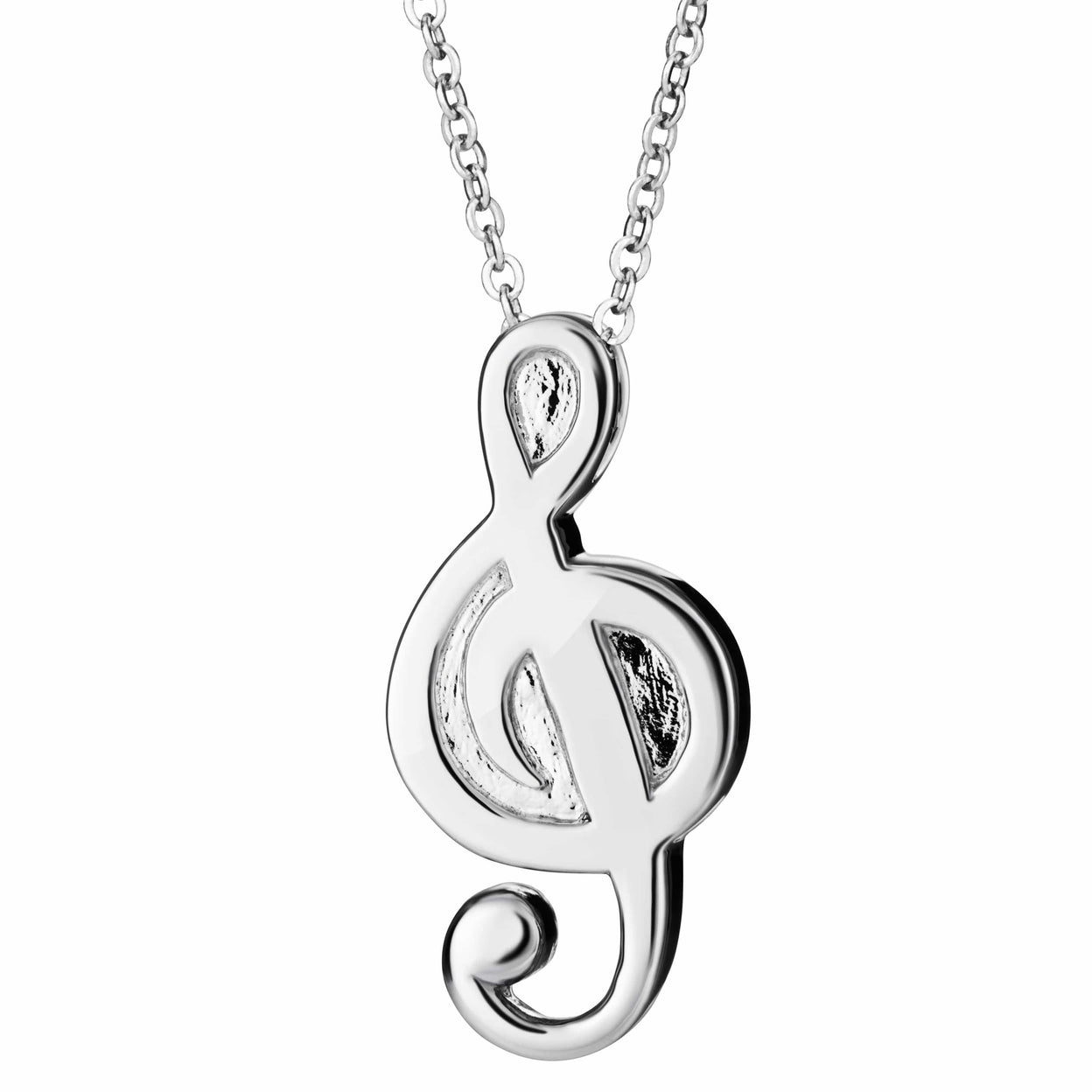 Load image into Gallery viewer, EverWith Self-fill Musical Note Memorial Ashes Pendant