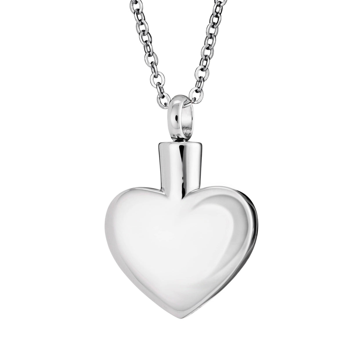 Load image into Gallery viewer, EverWith Self-fill Always in my Heart Memorial Ashes Pendant