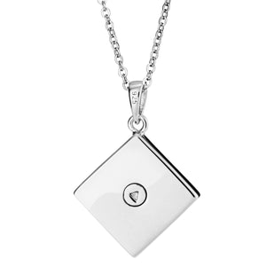EverWith™ Self-fill Eternal Treasure Memorial Ashes Pendant