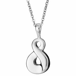 EverWith™ Self-fill Infinity Memorial Ashes Pendant