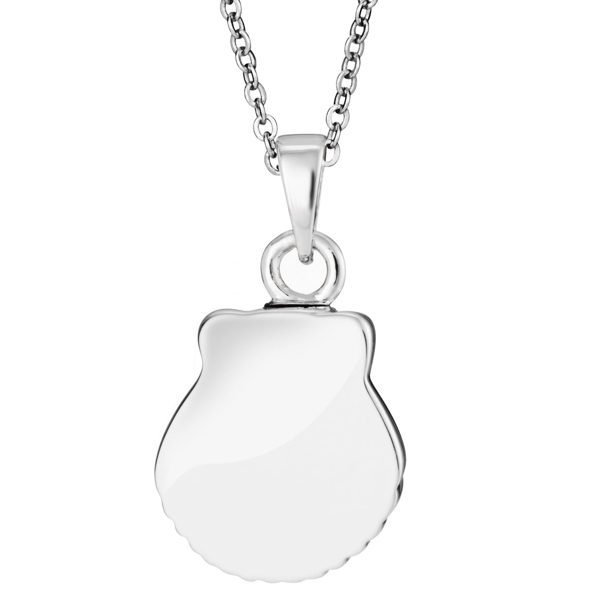 Load image into Gallery viewer, EverWith™ Self-fill Seashell Memorial Ashes Pendant