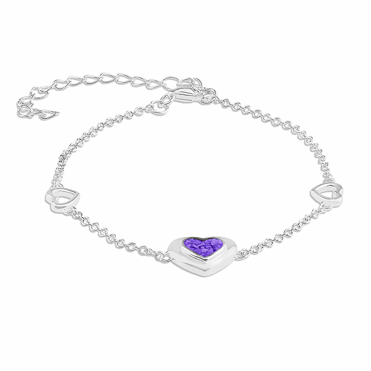 Load image into Gallery viewer, EverWith™ Ladies Revere Memorial Ashes Bracelet