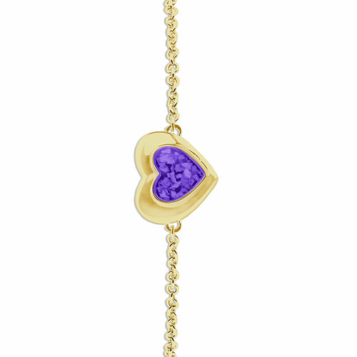 EverWith Ladies Revere Memorial Ashes Bracelet