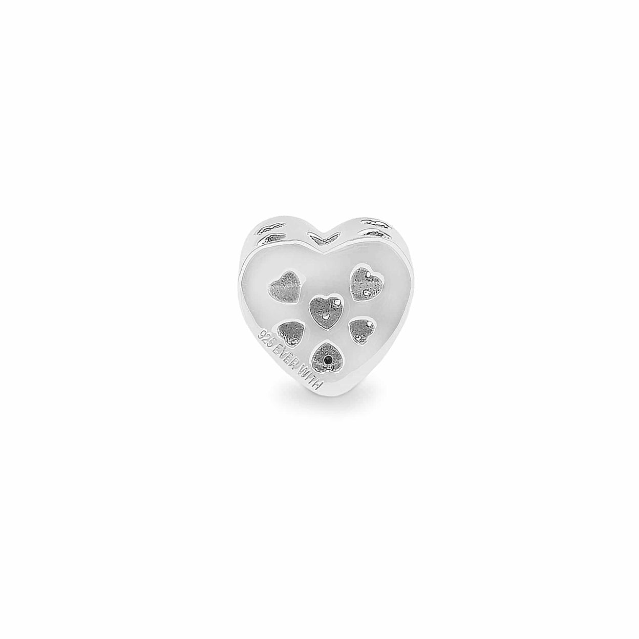 Load image into Gallery viewer, EverWith™ Beloved Memorial Ashes Charm Bead with Swarovski Crystals