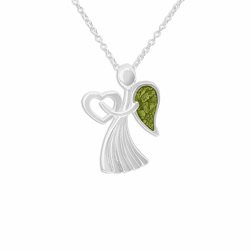 EverWith Ladies Divine Memorial Ashes Pendant