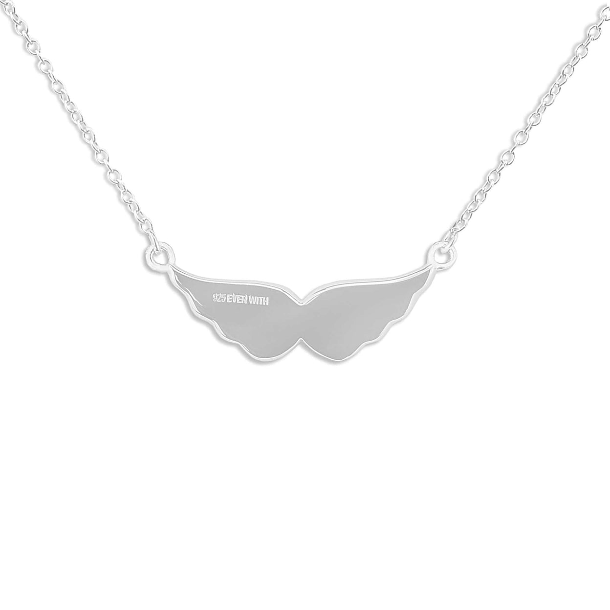 Load image into Gallery viewer, EverWith™ Ladies Angel Wings Memorial Ashes Necklace