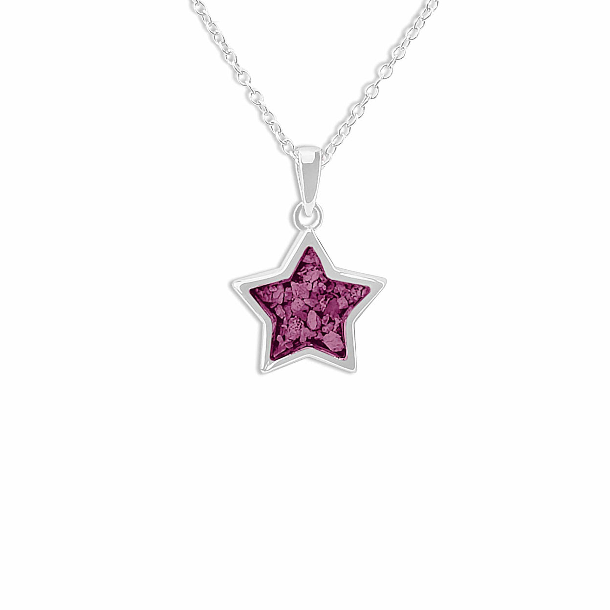 Load image into Gallery viewer, EverWith Ladies Star Memorial Ashes Pendant
