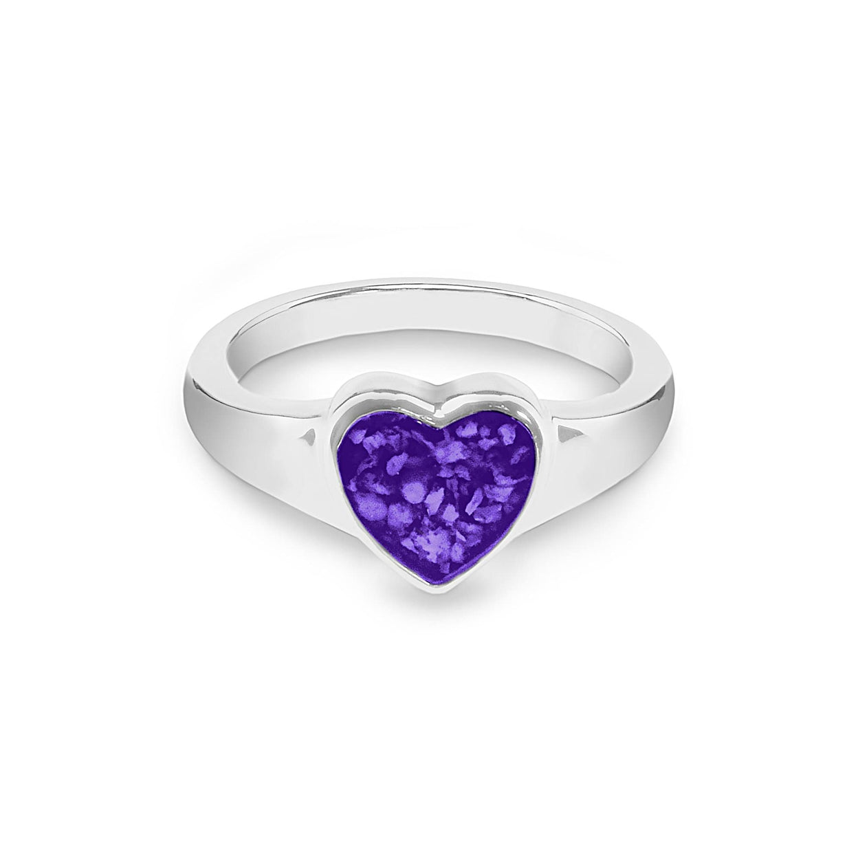 Load image into Gallery viewer, EverWith™ Ladies Dearest Memorial Ashes Ring