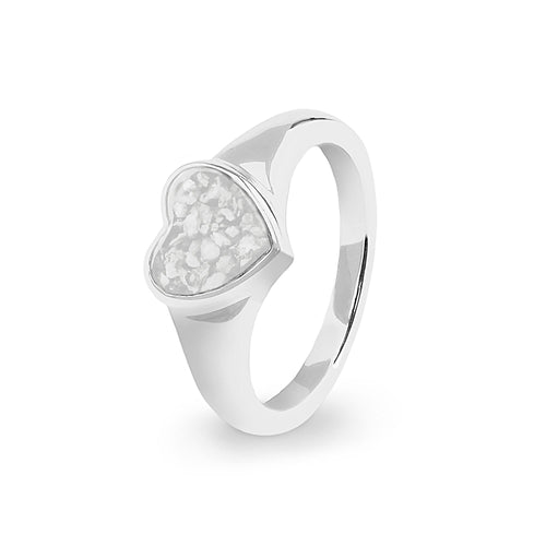 EverWith™ Ladies Dearest Memorial Ashes Ring