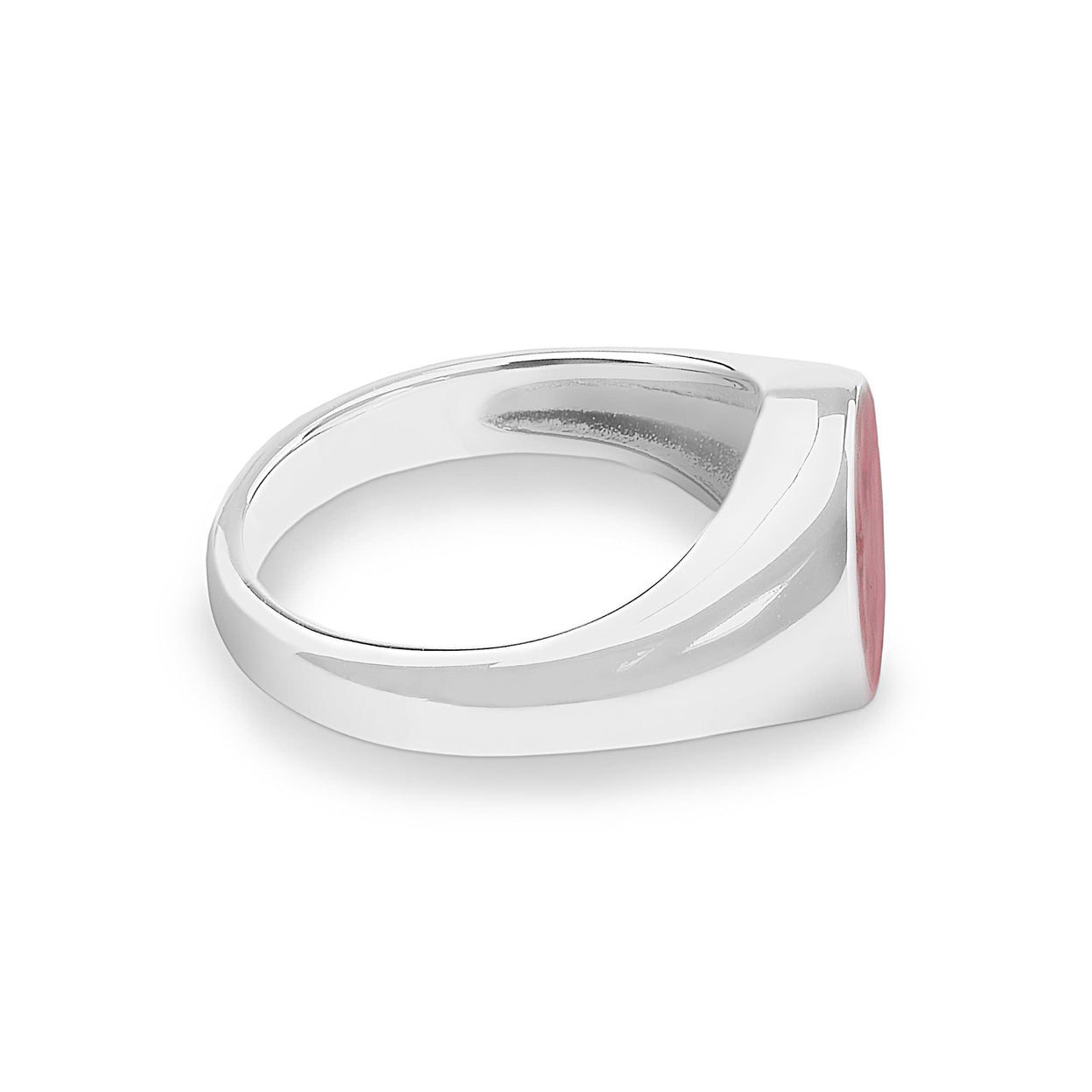 Load image into Gallery viewer, EverWith™ Unisex Shield Memorial Ashes Ring