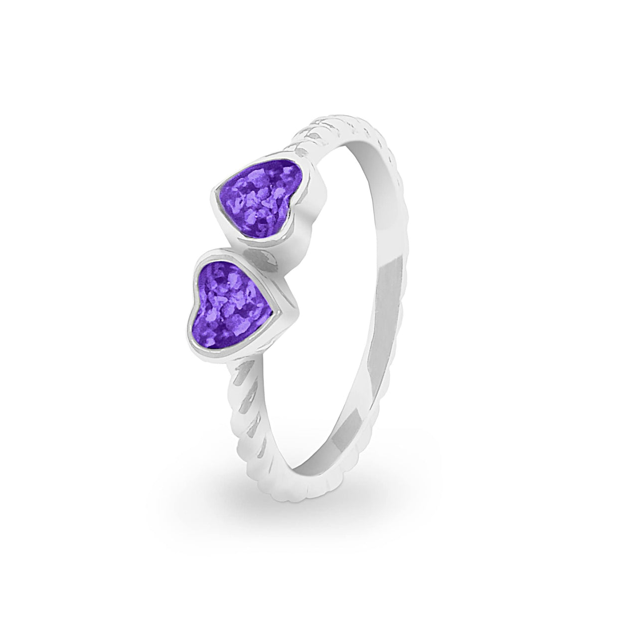 Load image into Gallery viewer, EverWith Ladies Together Memorial Ashes Ring