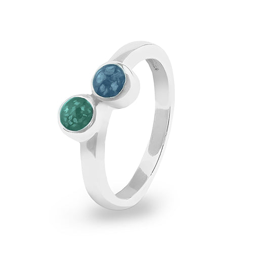 EverWith™ Ladies Inspire Memorial Ashes Ring