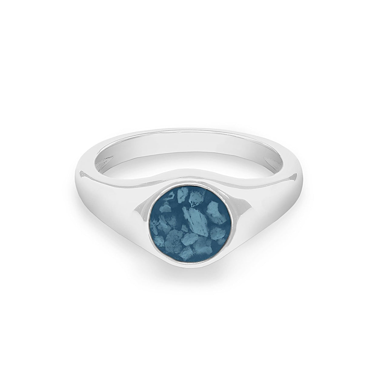 Load image into Gallery viewer, EverWith™ Unisex Pride Memorial Ashes Ring