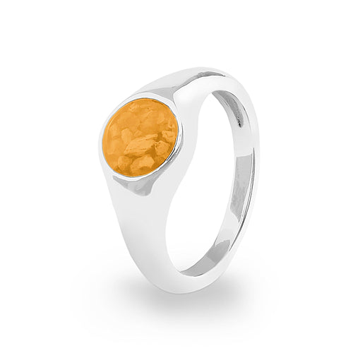 EverWith™ Unisex Pride Memorial Ashes Ring