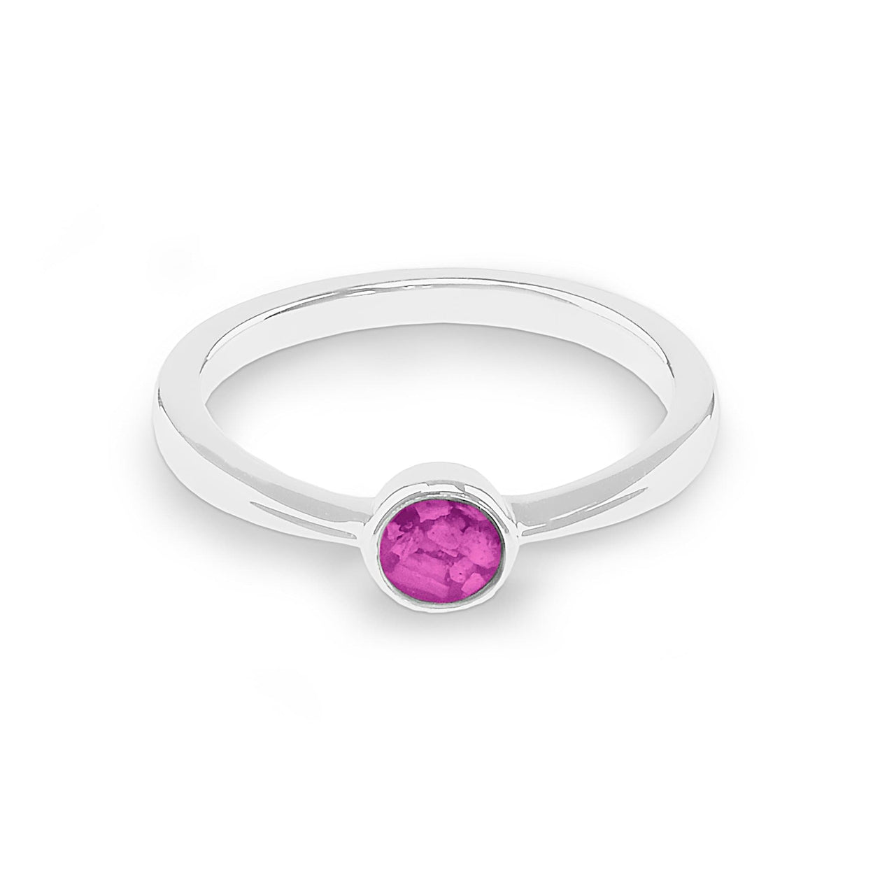Load image into Gallery viewer, EverWith™ Ladies Bijou Memorial Ashes Ring