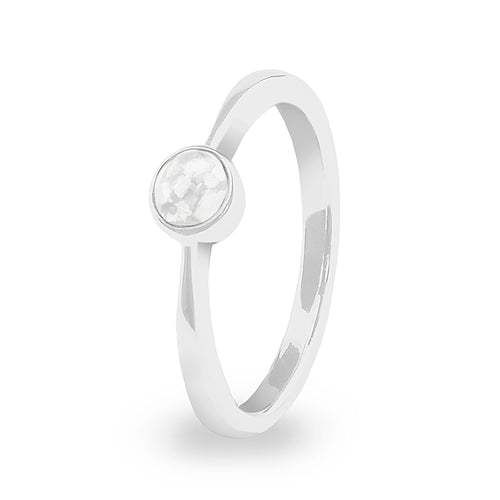 EverWith Ladies Bijou Memorial Ashes Ring