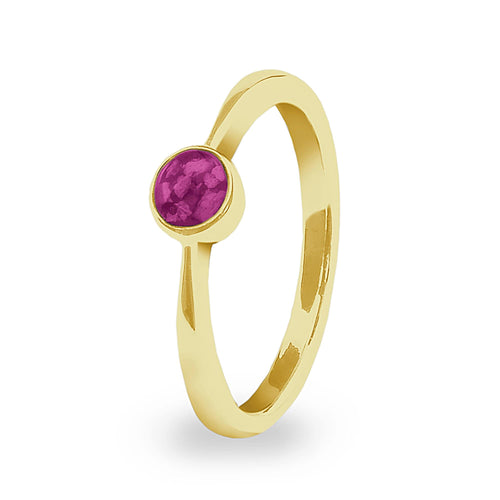 EverWith™ Ladies Bijou Memorial Ashes Ring