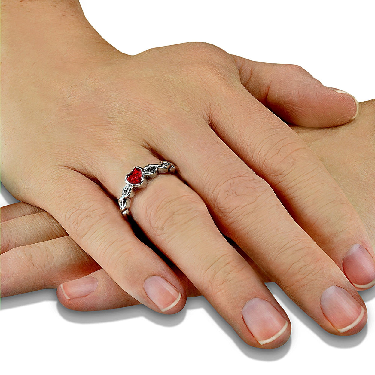 Load image into Gallery viewer, EverWith™ Ladies Beau Memorial Ashes Ring