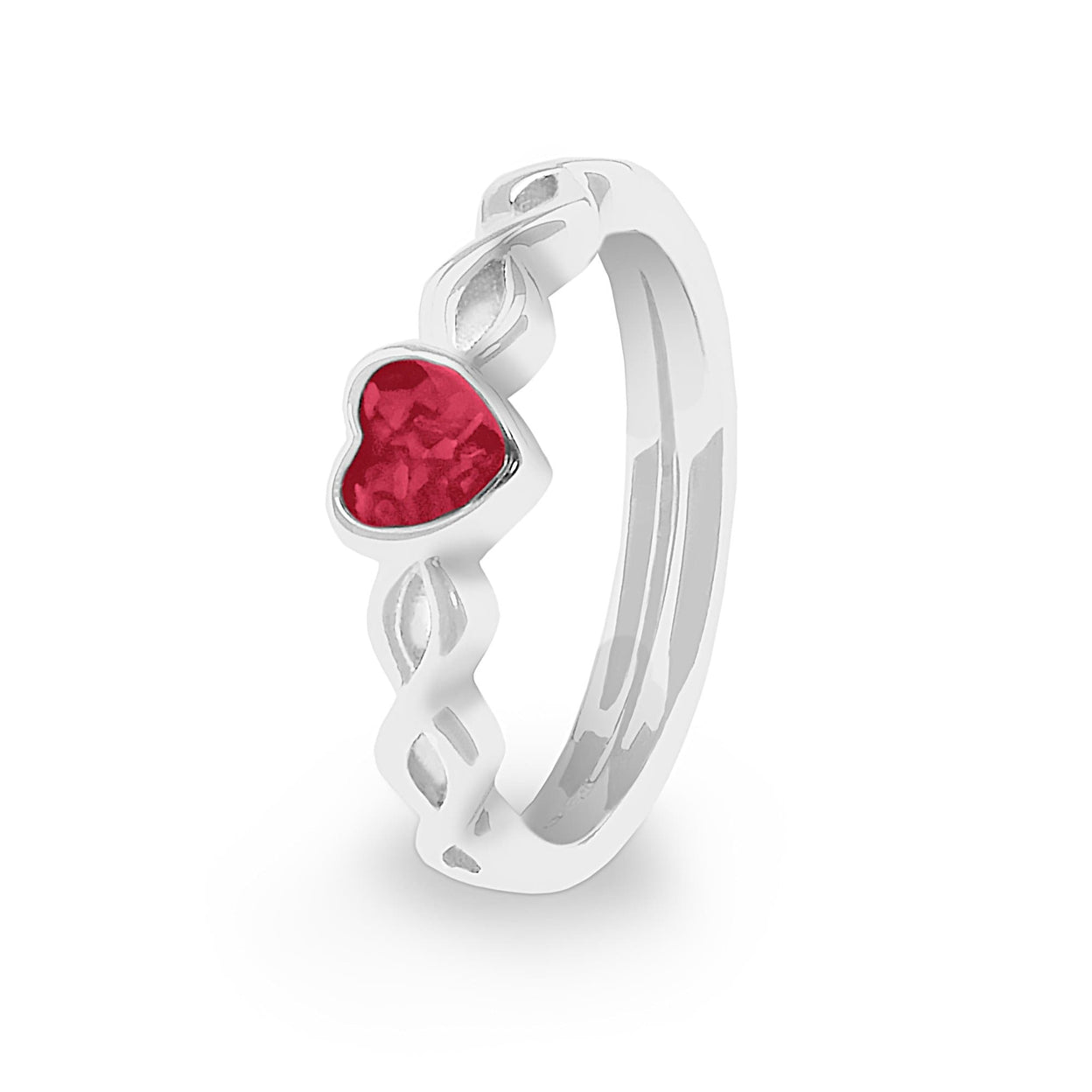 Load image into Gallery viewer, EverWith Ladies Beau Memorial Ashes Ring