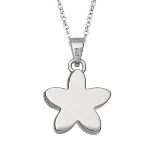 EverWith Self-fill Daisy Memorial Ashes Pendant