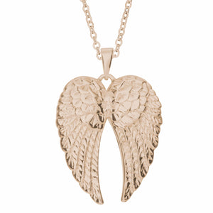 EverWith™ Self-fill Angel Wings Cremation Ashes Pendant