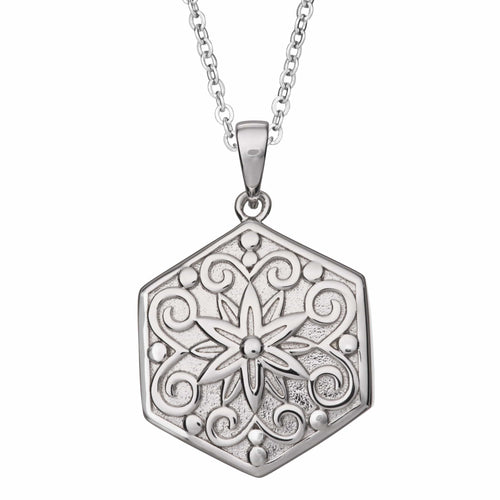 EverWith™ Self-fill Forever Treasured Cremation Ashes Pendant