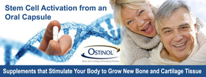 Stem Cell Activation from an Oral Supplement for Bone & Joint Health