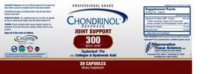 Chondrinol® Advanced 300mg Multi Joint (NOW AVAILABLE)