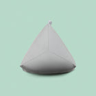 Modern Stone Triangle Cushion