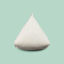 Load image into Gallery viewer, Nobl Modern Triangle Cushion Meditation