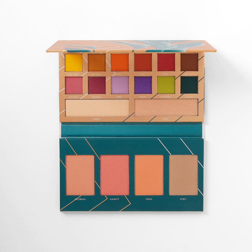 Run Wild by Tina Yong Palette