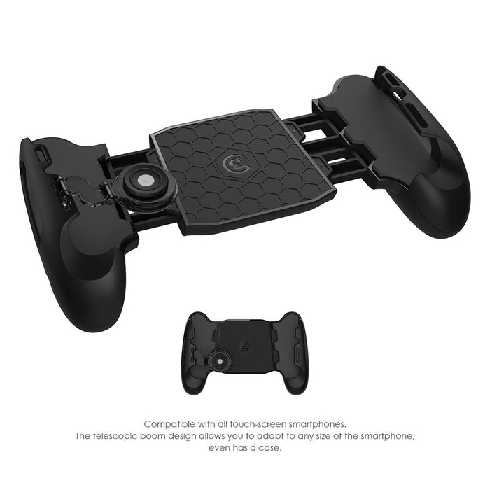 Royal MOBA Controller for Android & iPhone (Fortnite, Rules of Survival, Mobile Legends, PUBG, etc)