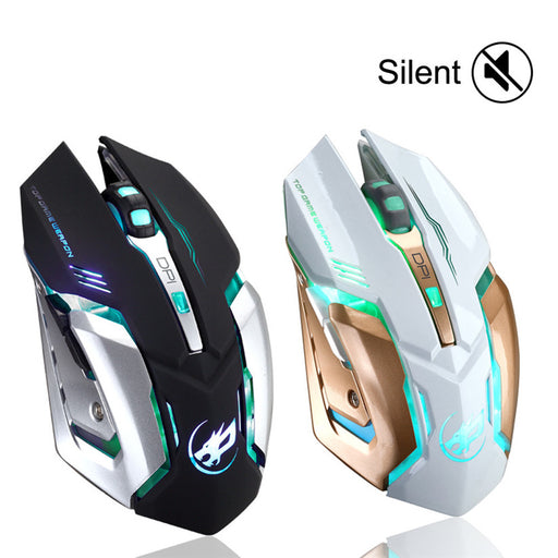Silent Click Gaming mouse (wireless)