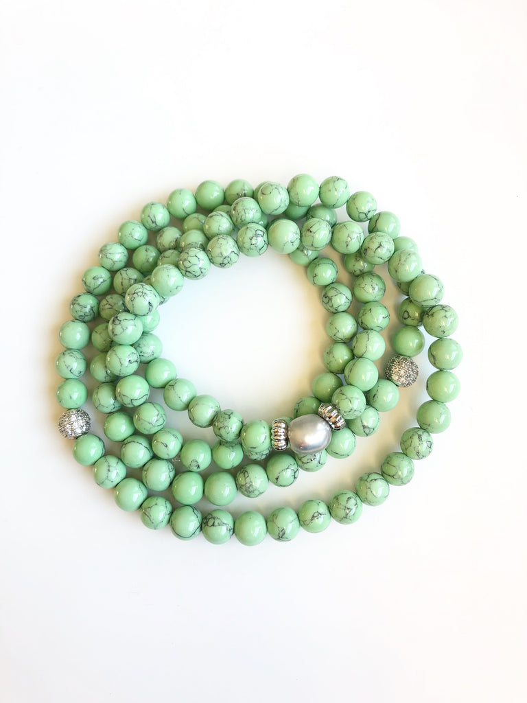 Katie's Cottage Club - Gemstone 3 Month Mala Subscription